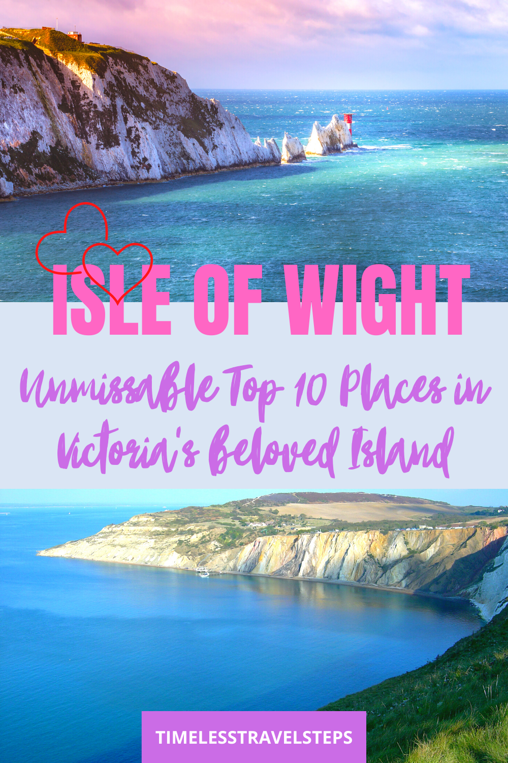 Indulge in the 10 experiences of the Victorian love affair in Isle of Wight that was regarded a perfect summer vacation getaway by Queen Victoria | Isle of Wight | Visit England | Victoria's beloved island | England's best | via @GGeorgina_timelesstravelsteps/