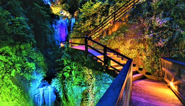 Shanklin Chine Victorian love affair experience of Isle of Wight