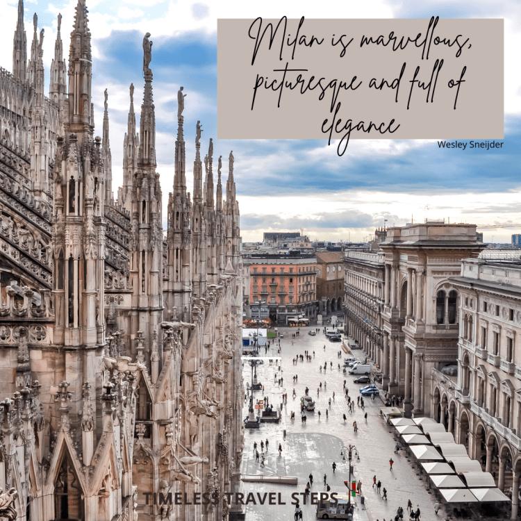 quotes on Milan