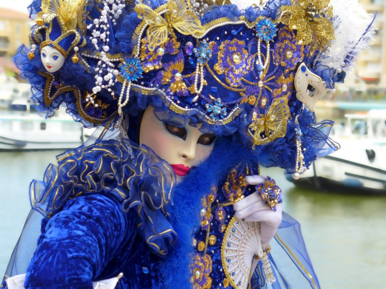 Venice Carnival - People and Culture of Italy