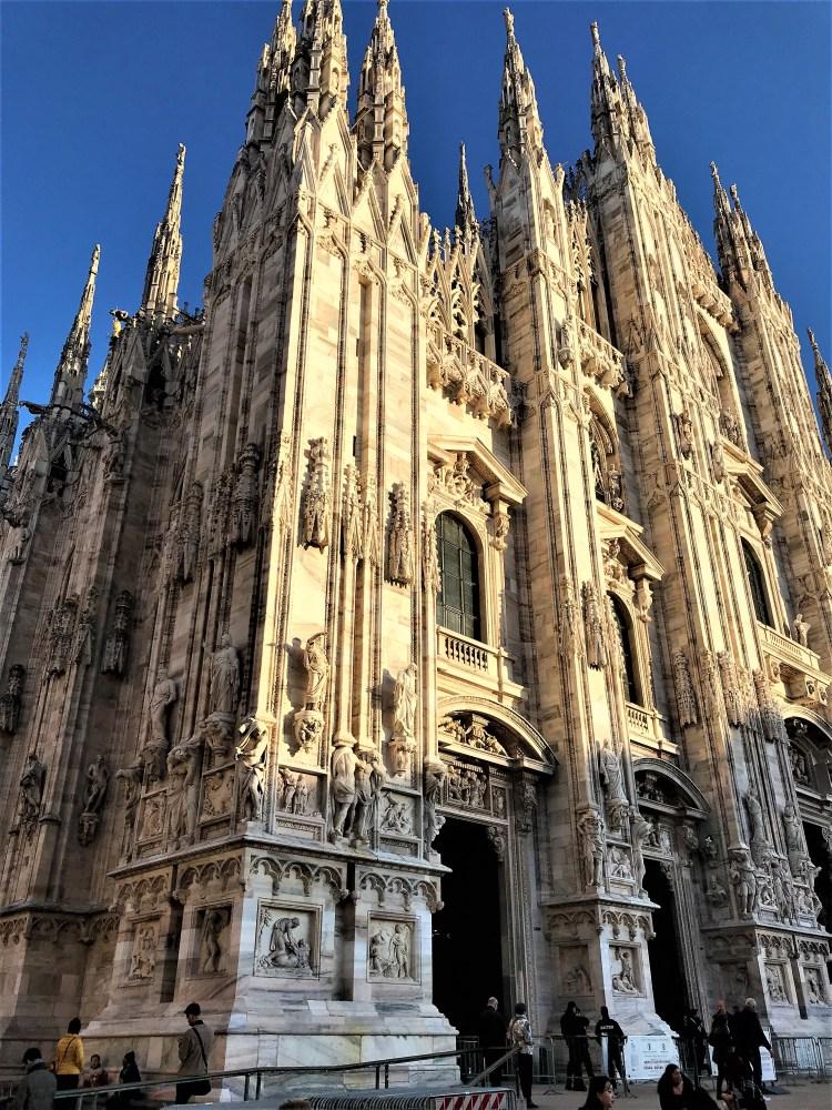 Duomo di Milano on Milan in one day