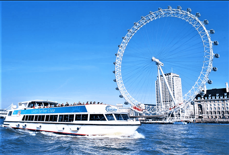 London Eye and River Cruise tickets