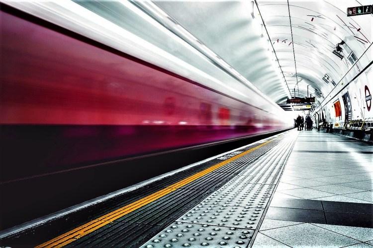 Trainline in Britain & UK