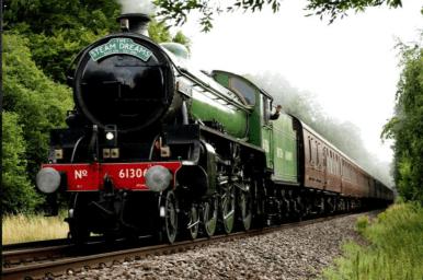 Royal Windsor | Train Travel