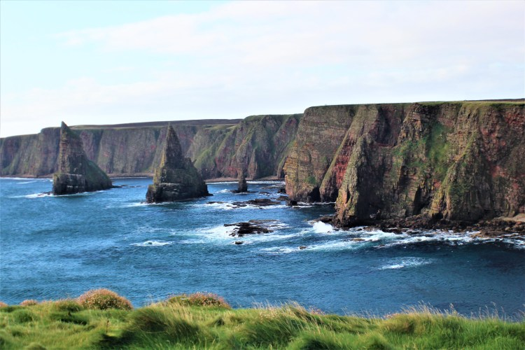 Dunnet Head_Stacks of Duncansby