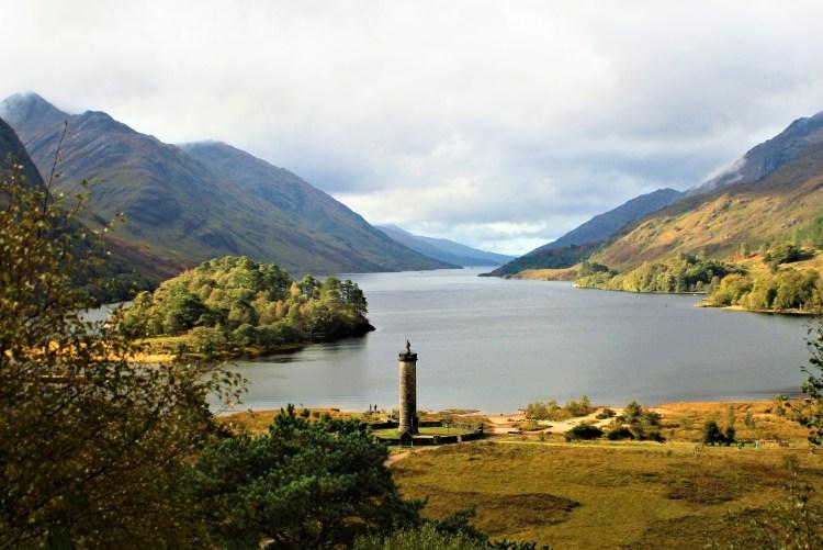 Glenfinnan Monument, Loch Shiel | Scotland