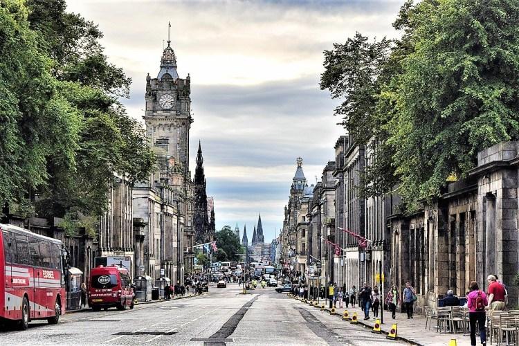 Edinburgh City, Scotland | At a Glance