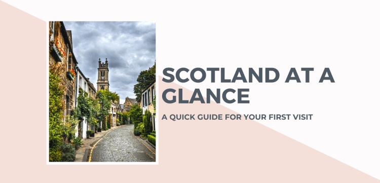 scotland at a glance