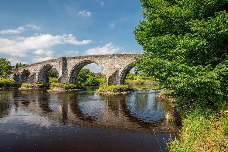 Stirling Bridge, Stirling, Scotland