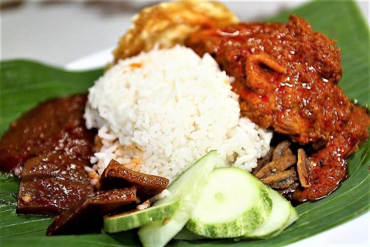 Exotic Asia.cuisine.nasi.lemak.malaysia
