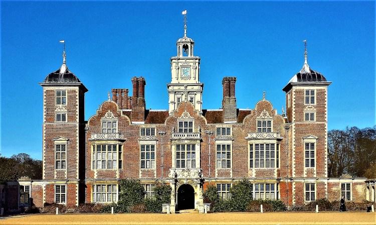 Ghosts of Blickling Hall Norfolk