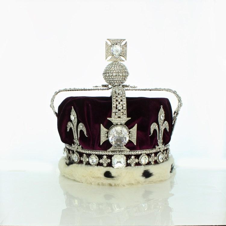 Koh-i-Noor in the Queen Mother's Crown.