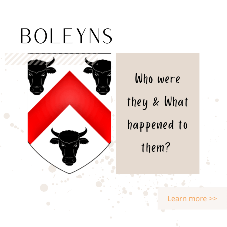 About the Boleyn Family