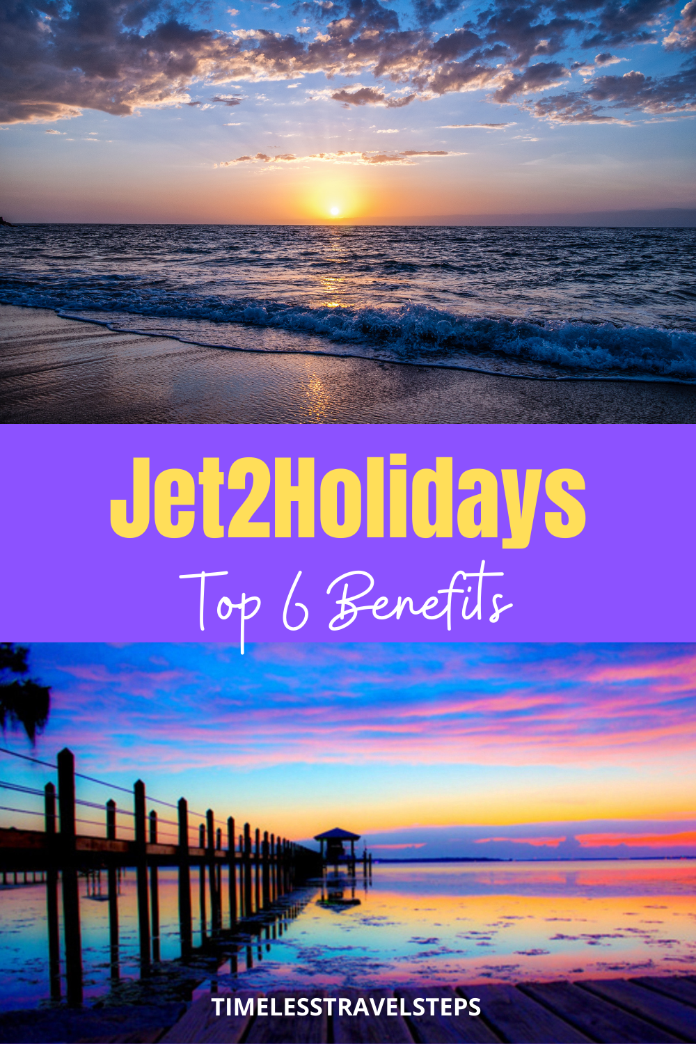 Needing a holiday in the sun? Be it for winter sun or summer getaway, these 6 benefits of Jet2Holidays is every reason for you to book one. via @GGeorgina_mytimelessfootsteps/