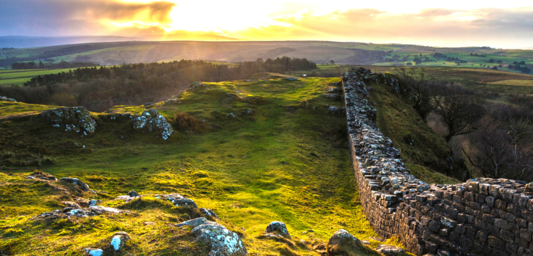 Hadrian's Wall | English Heritage membership