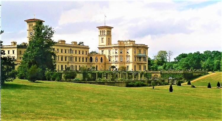 Osborne House Isle of Wight bucket list