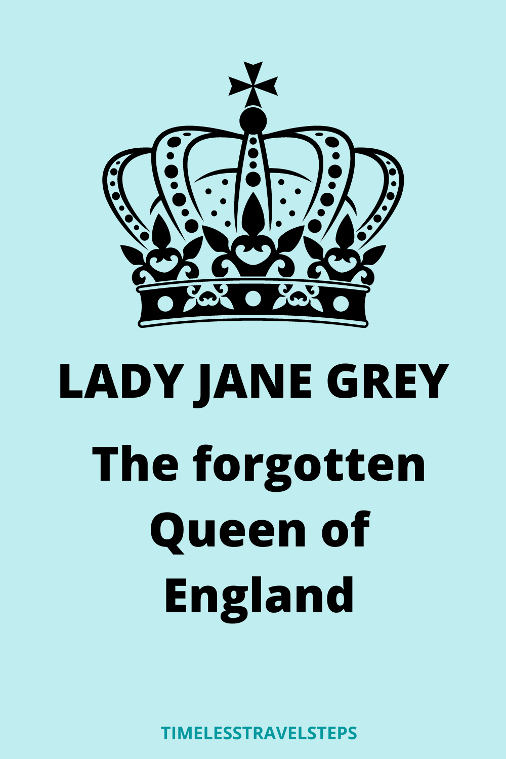 Learn more on the history of Britain to enrich your visit to landmarks in London and England-Lady Jane Grey the forgotten queen is a compelling story shrouded in political and religious conspiracies. via @GGeorgina_timelesstravelsteps/