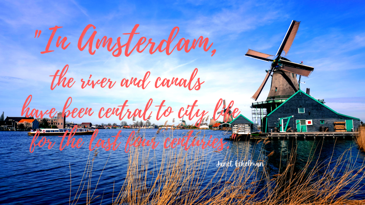 Quotes and sayings on Amsterdam