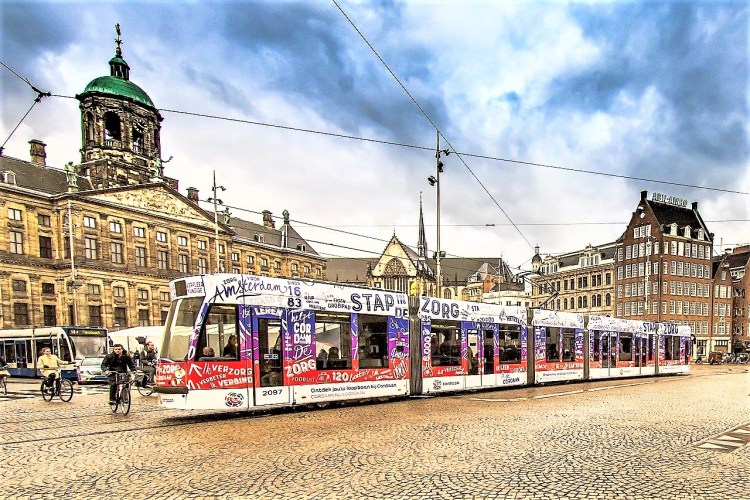 Best Value Public Transport Ticket for Amsterdam