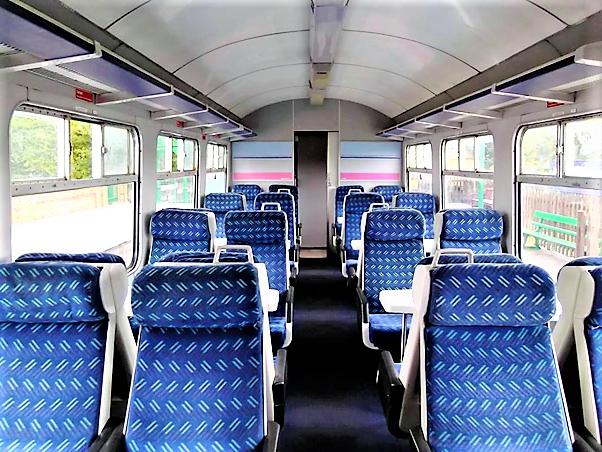 Royal Windsor Steam Express Standard class
