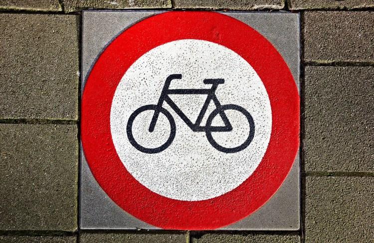 Amsterdam.noparking.sign