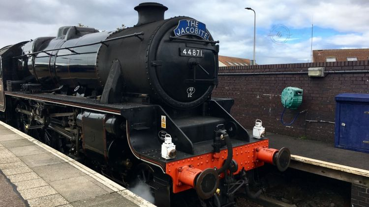West Highland and Jacobite Steam Train