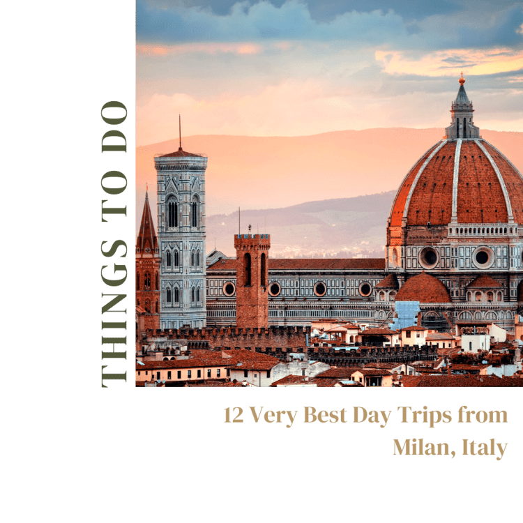 day trips from Milan