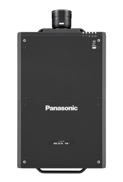 Лазерный 4K+ проектор Panasonic PT-RQ32KE