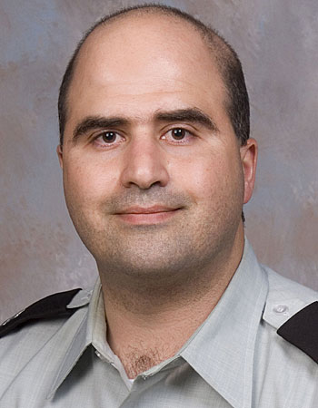 Maj. Nidal Malik Hasan in a 2007 photo