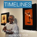 Nicholas Hernandez Laguna Beach Artist Timelines Interview