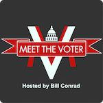 Meet The Voter with Bill Conrad , Rob Hix, Jonathan Denwood and Nicholas Hernandez