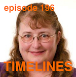 Diane Gardner with Bill Conrad on Timelines