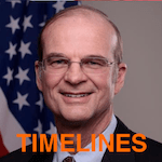 Thomas Heck US Senate Candidate with Bill Conrad On Timelines