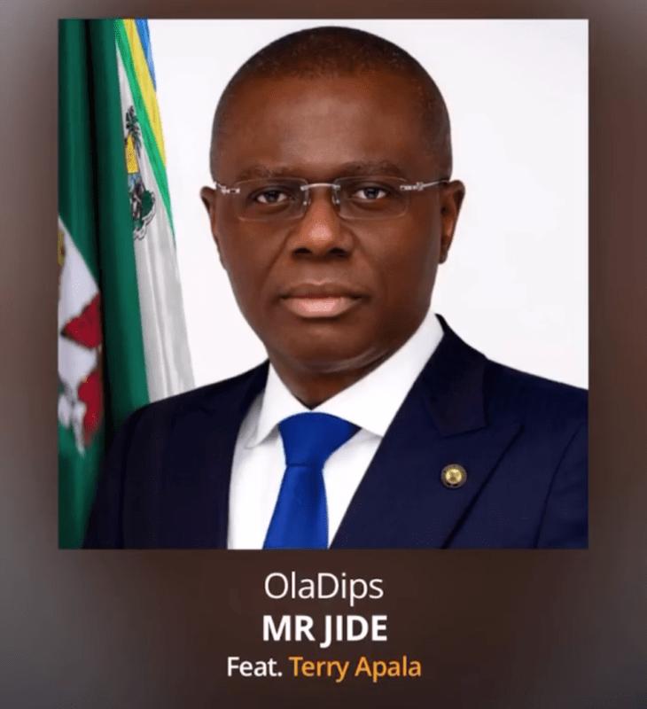 OlaDips Mr Jide Terry Apala