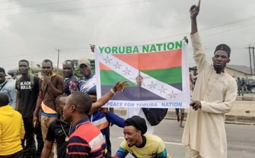 Yoruba agitators