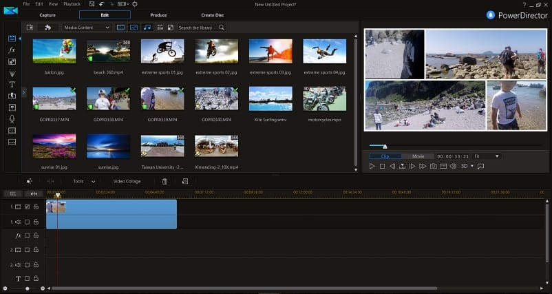 Software Edit Video Terbaik - Cyberlink Powerdirector