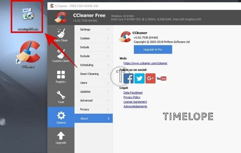 Download CCleaner Gratis