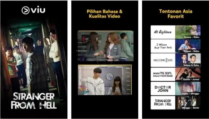 Viu - Aplikasi Nonton Drama Korea di Android
