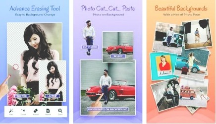 Auto Background Changer - Aplikasi Edit Foto Android