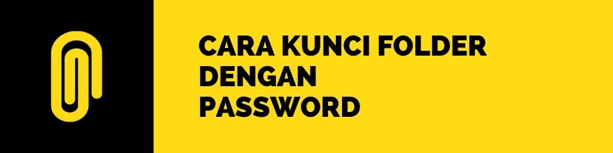 Kunci Folder Password