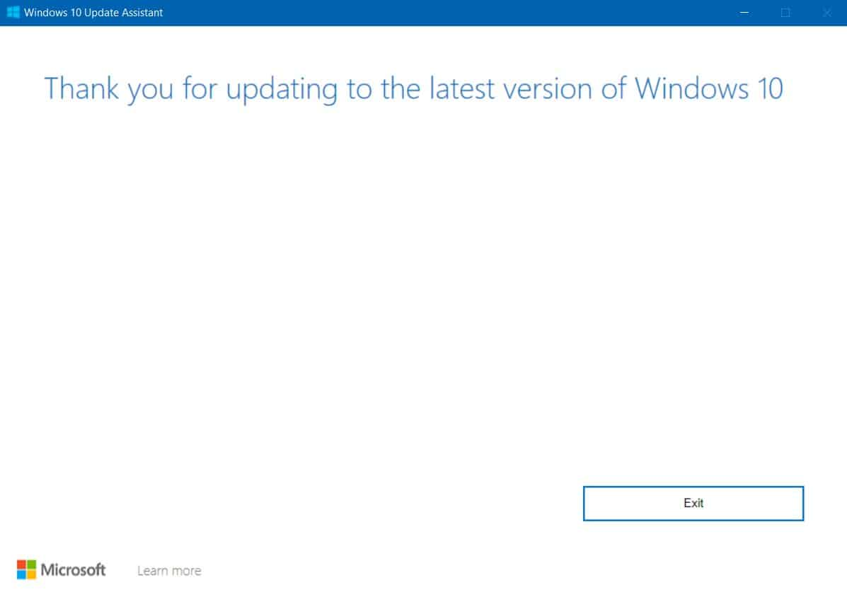 Laptop Sudah Terinstall Windows 10 Update Terbaru
