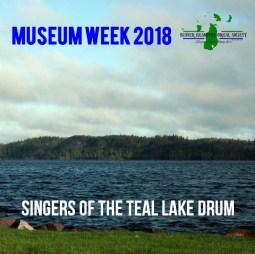 Singers of the Teal Lake Drum