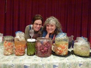 Ozark Folk School / The Magic of Fermentation Class 1