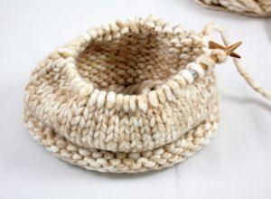 Ozark Folk School / Knitting in the round on Circular Needles 1