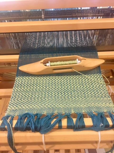 Intro to the 4-Harness Loom 6 week course with Anne Criss 1