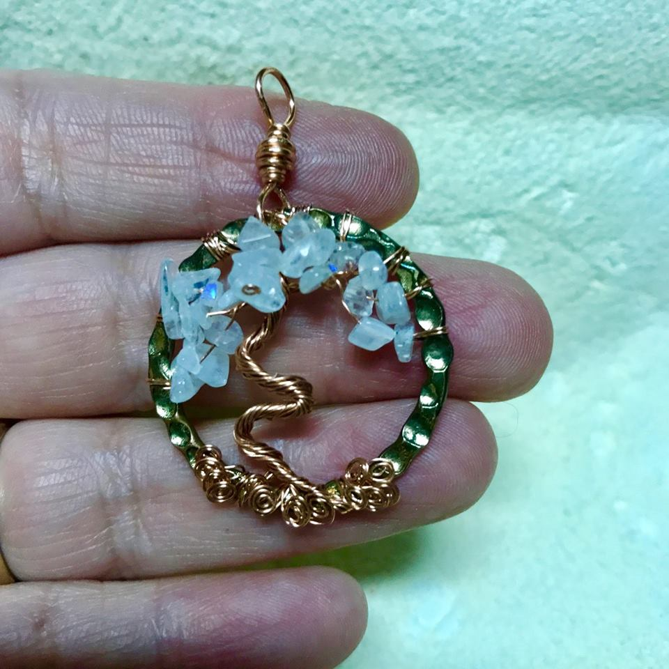 Wire Wrapping II 1