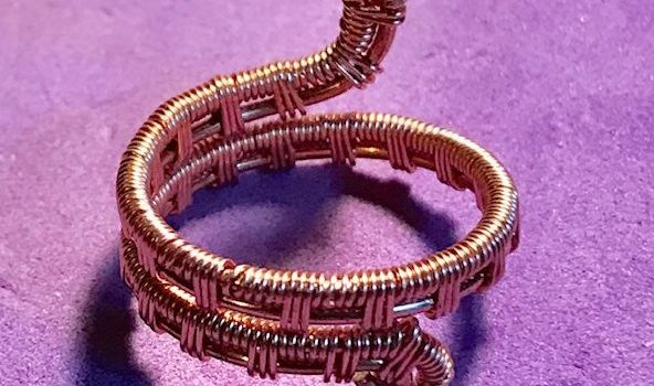 Wire Wrapping III: Advanced Techniques 1
