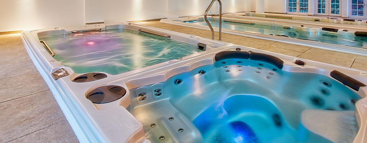 Hydropool Self-Cleaning Swim Spa