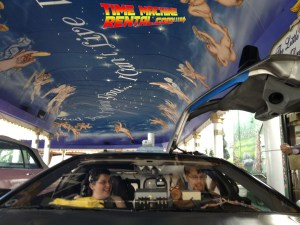 Renting a DeLorean for your Las Vegas wedding is actually quite simple.