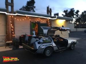 Las Vegas DeLorean Rental